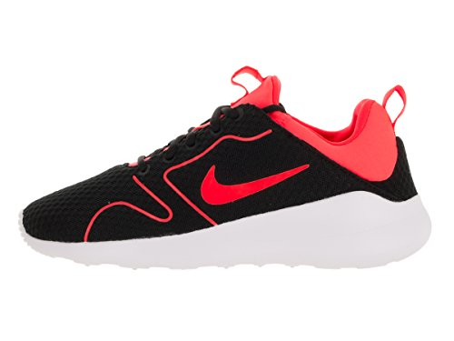 Nike Mens Kaishi 2,0 Br Löparskor Svart / Totalt Crimson / Vit