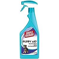 Simple Solution Dog Puppy Aid Behavior Training Spray, Grey, 500 ml