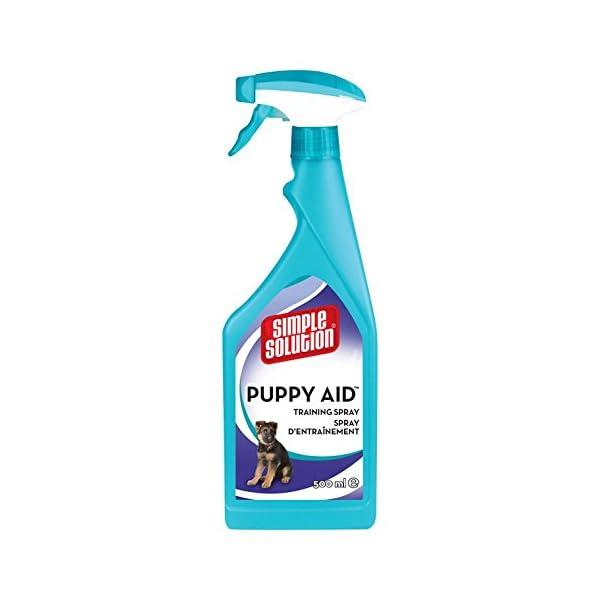 Simple Solution Puppy Training Aid Spray, 500 ml 1