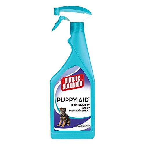 Simple Solution Dog Puppy Aid Behavior Training Spray 500ml