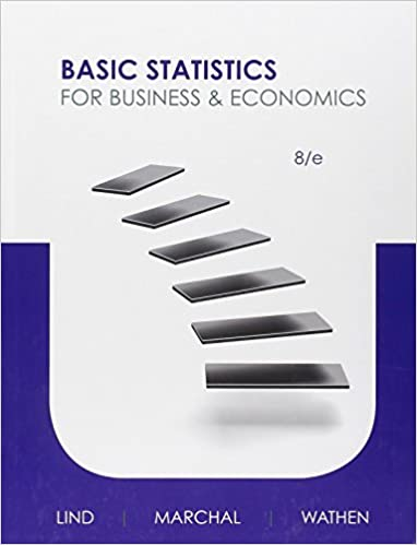 Amazon basic statistics for business and economics basic statistics for business and economics 8th edition fandeluxe Gallery