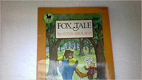 Book Fox Tale