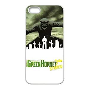 TOSOUL Custom painting The Green Hornet 2 Phone Case For iPhone 5,5S [Pattern-4]
