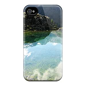 Iphone 5C Fashion Design Nature Reflections Cases-oHV14528ppgx