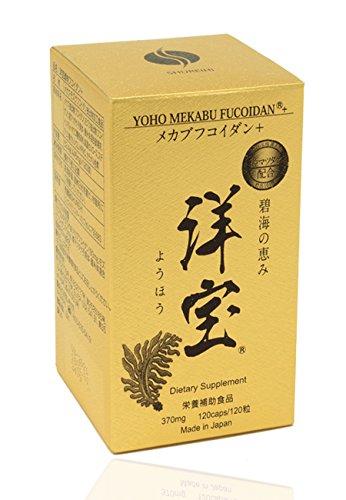 YOHO MEKABU FUCOIDAN by Fucoidan (Image #1)