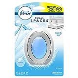 Febreze Small Spaces Air Freshener, Odor Eliminating, Linen & Sky