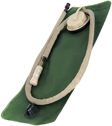 Lancer Tactical Airsoft 2.5 Liter Hydration Bladder Pack Tan
