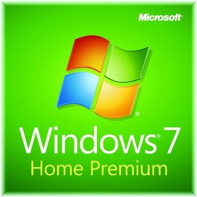 Microsoft Windows 7 Home Premium SP1 32 bit - System Builder OEM DVD by Microsoft
