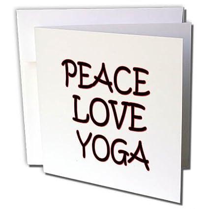 Amazon 3drose rinapiro fitness quotes peace love yoga 3drose rinapiro fitness quotes peace love yoga gym fitness club m4hsunfo