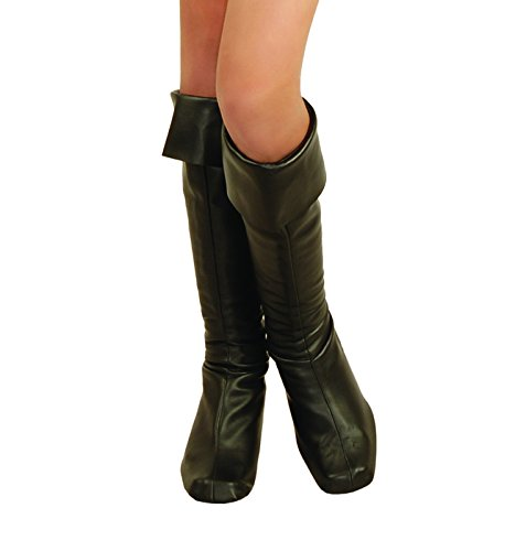 Charades Pirate Girl's Costume Boot Tops,