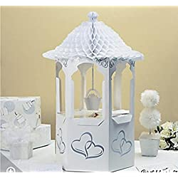 Wishing Well Wedding Card Holder