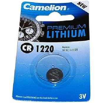 Amazon.com: 10 X Cr2025 Duracell 3 Volt Lithium Coin Cell