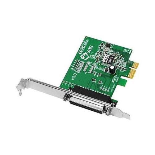 Siig JJ-E01011-S3 CyberParallel PCIE Parallel Adapter by SIIG