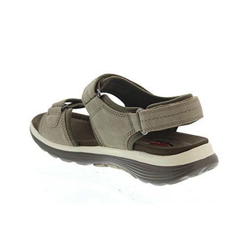 Gabor Rolling Soft Sandal - Lanark 86.919 6.5 Taupe