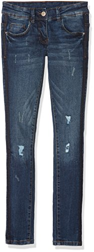 Destroyed Lissie Jeans TAILOR Denim Stone Blue TOM Azul Niñas Denim Kids Skinny 1095 para En4Twaq