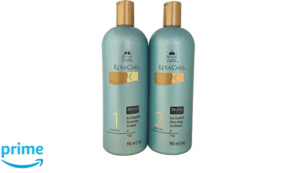 Keracare Dry & Itchy Scalp Shampoo 950ml + Conditioner 950ml ...