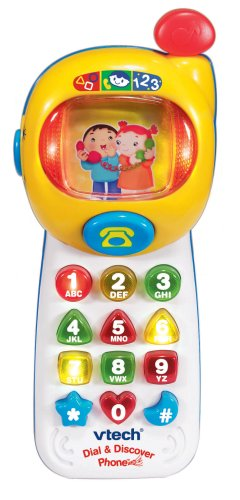 VTech Dial & Discover Phone