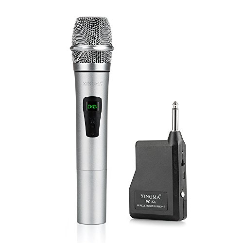 vangoa-professional-rechargeable-pc-k6-handheld-wireless-microphone-system-singing-for-home-party