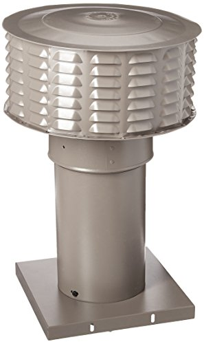Hayward HWS150 High Wind Stack Outdoor Draft Hood Replacement for Hayward H150 H-Series 150K-BTU Millivolt Gas Heater Review