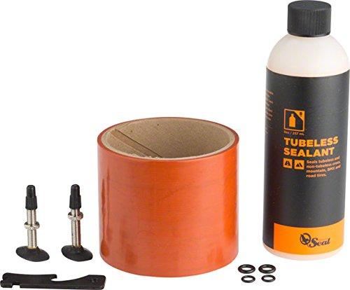 75mm Seal (Orange Seal Tubeless kit fat tire x 75mm - standard sealant)