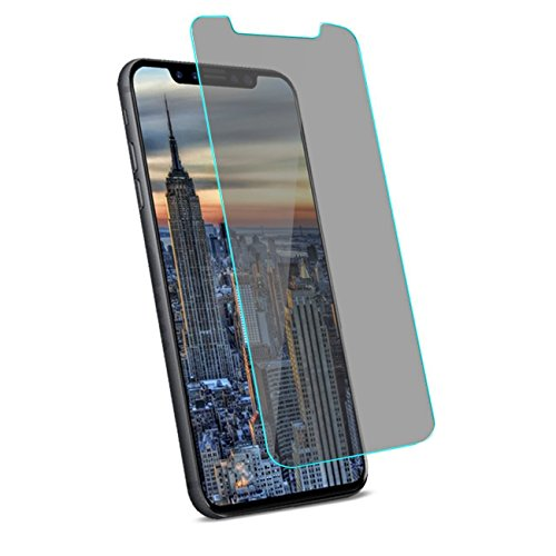 Price comparison product image iPhone X PRIVACY Screen Protector Glass,  iPhone X Privacy Anti-Spy Tempered Glass Screen Protector for Apple iPhone X / iPhone 10 (iPhone X,  Privacy)