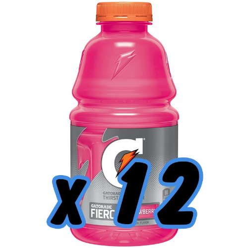 Gatorade Fierce Strawberry Thirst Quencher product image