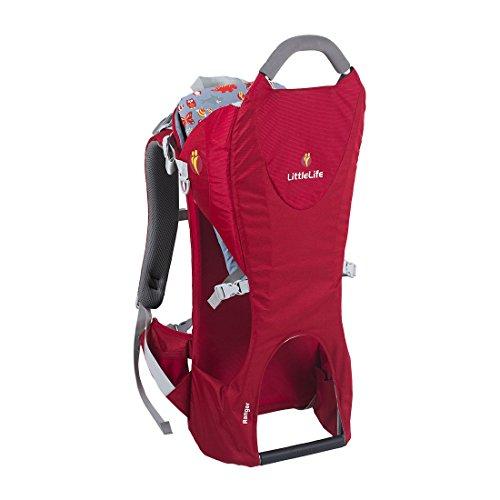 Little Life Ranger 2017 child carrier, red, 28 x 26 x 75 cm