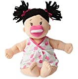 Manhattan Toy Soft Stella Brunette Nurturing Baby Doll
