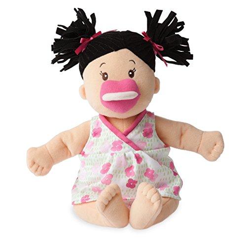manhattan-toy-baby-stella-brunette-soft-nurturing-first-baby-doll-15-inch