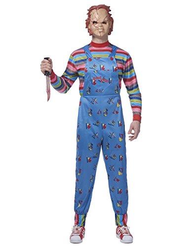 Mens Chucky Costume -