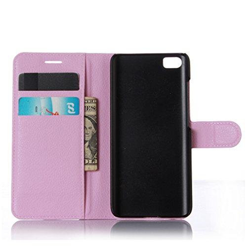 Funda Xiaomi Mi 5,Manyip Caja del teléfono del cuero,Protector de Pantalla de Slim Case Estilo Billetera con Ranuras para Tarjetas, Soporte Plegable, Cierre Magnético G