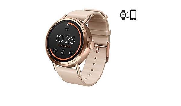 Misfit Reloj Smartwatch Digital Unisex Silicon Band MIS7104 ...