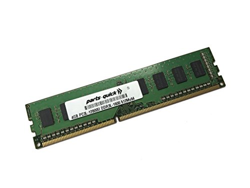 Click to buy 4GB Memory Module for Dell Vostro 3901 Mini Tower DDR3L UDIMM 1600MHz NON-ECC RAM (PARTS-QUICK BRAND) - From only $46.99