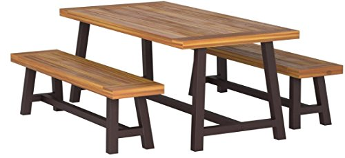 Buy rustic outdoor benches clearance