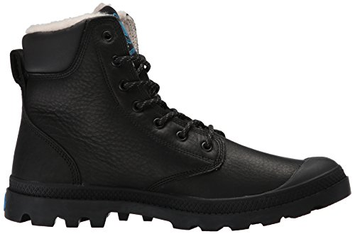 Palladium Boots Adulte black Noir Cuff 001 Desert Mixte Pampa Wps Sport rXgCqr