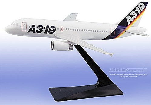 House Airbus (Airbus House Colors A319-100 (1:200); AB-31900H-001)