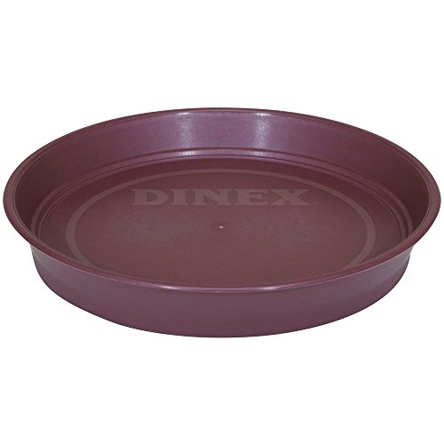Dinex DuraTherm Charger Base Cranberry 9 7/10''Dia x 1 7/10''H by DINEX INTERNATIONAL