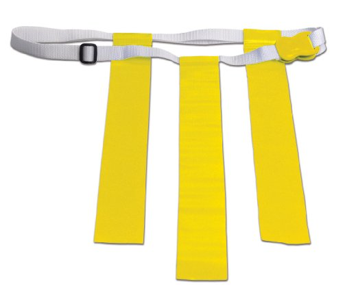 Champro A107 Flag Belts, 6 Package
