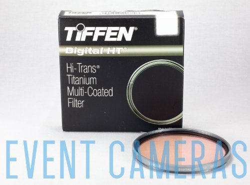 Tiffen 82HT812 82MM Digital HT 812 Warming Titanium Filter