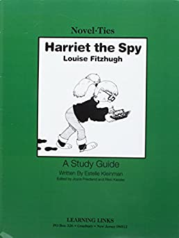 harriet the spy novel ties study guide louise fitzhugh rh amazon com harriet the spy study guide Harriet The Spy VHS