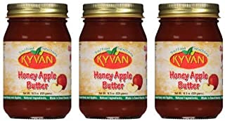 product image for KYVAN Honey Apple Butter 18.5oz