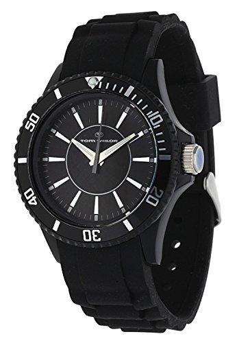 TOM TAILOR Unisex-Armbanduhr Analog Quarz Silikon 5407904