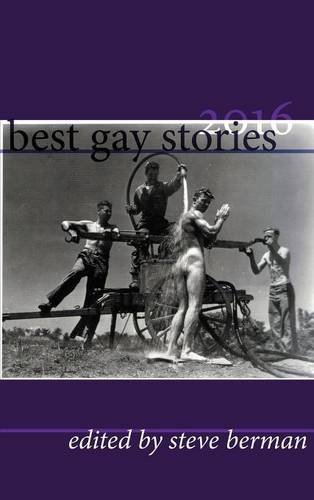 book cover of Best Gay Stories 2016