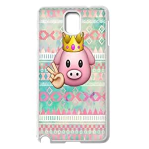 Funny Emoji DIY Case Cover for Samsung Galaxy Note 3 N9000 LMc-31400 at LaiMc