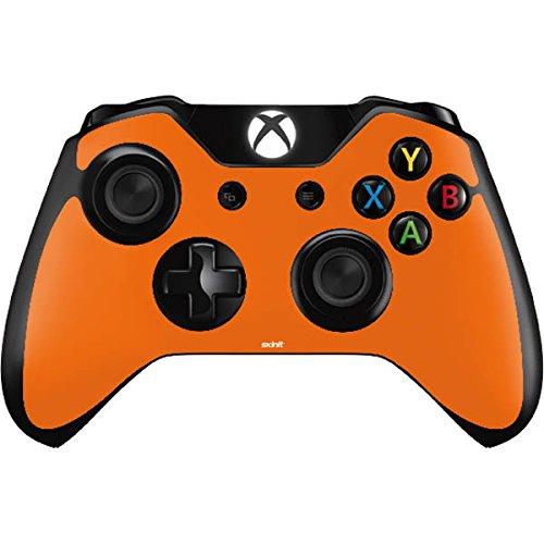 solids-xbox-one-controller-skin-orange-vinyl-decal-skin-for-your-xbox-one-controller