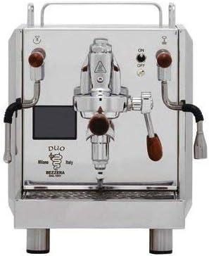 Bezzera Duo Top MN - Cafetera de espresso (dosificación manual ...