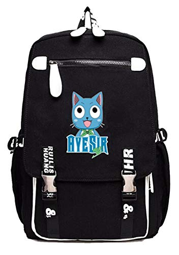 Gumstyle Fairy Tail Anime Cosplay Laptop Backpack Book Bag Rucksack Schoolbag for Students 2