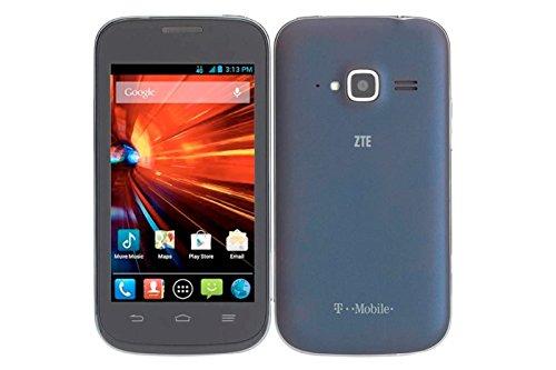 ZTE Concord II SmartPhone (T-Mobile) - Blue by ZTE (Image #1)