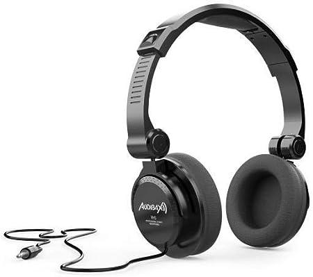 Audibax RH5, Auriculares Cerrados, Óptimo para Teclados ...