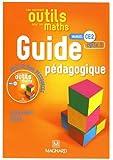 Les nouveaux outils pour les Maths CE2 (cycle 2) - Guide Pédagogique + CD ROM - Programme 2016